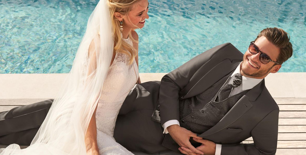 Wilvorst trouwpakken